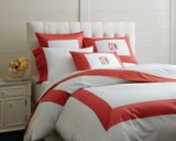 Anthony Orange Duvet Cover Sets