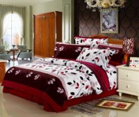 Flying Leaves Cheap Modern Bedding Sets