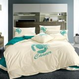 Cancer Style2 Horoscope Bedding Set