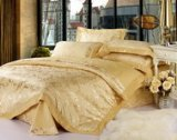 Elegant Love Camel 4 PCs Luxury Bedding Sets