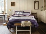 Moco Purple Bedding Scandinavian Design Bedding Teen Bedding Kids Bedding