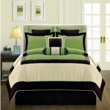 Springs Green Duvet Cover Sets