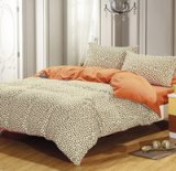 Style Orange Cheetah Print Bedding Sets