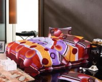 Earth And Moon Cheap Modern Bedding Sets