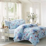 Marilyn Blue Bedding Set Teen Bedding Dorm Bedding Bedding Collection Gift Idea