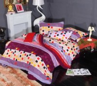 Happy Squares Cheap Modern Bedding Sets