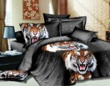Majestic Tiger Bedding 3D Duvet Cover Set