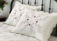 Floret 3 Pieces Quilt Sets