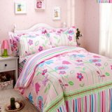 Butterflies Among Flowers Girls Bedding Sets