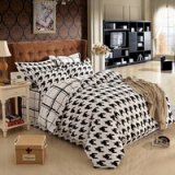 Vogue White Cotton Bedding 2014 Duvet Cover Set