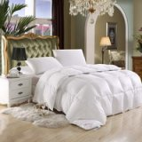 Pure White Duck Down Comforter