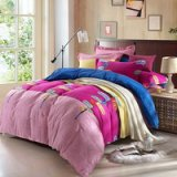 Next Stop Pink Bedding Modern Bedding Cotton Bedding Gift Idea