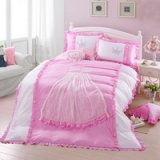 Lovely Girl Pink Bedding Girls Bedding Princess Bedding Teen Bedding