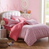 Language Of Flowers Red Garden Bedding Flowers Bedding Girls Bedding