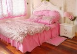 Pink Cheetah Print Bedding Sets