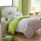 Romantic Melody Green Garden Bedding Flowers Bedding Girls Bedding