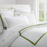 Megan Green Luxury Bedding Quality Bedding