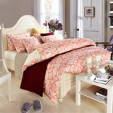Peres Orange Bedding Egyptian Cotton Bedding Luxury Bedding Duvet Cover Set
