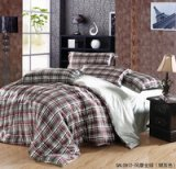 Popular In The World Silvery Grey Bedding Silk Bedding