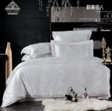 Jazz Music White Luxury Bedding Wedding Bedding