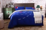 Love Sapphire Knitted Cotton Bedding 2014 Modern Bedding