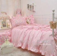 Jeju Girls Princess Bedding Sets