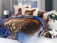 Cheetah Style2 Cheetah Print Leopard Print Bedding Set