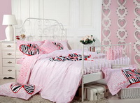 Crazy For You Pink Zebra Print Bedding Set