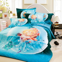 Scorpio Oil Painting Style Zodiac Signs Bedding Set