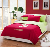 Capricorn Style3 Astrology Bedding Set