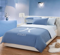 Pisces Style3 Astrology Bedding Set