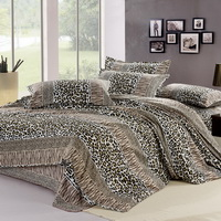 Fashion Beats Cheetah Print Bedding Sets