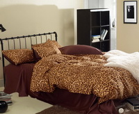 Fashion Cheetah Print Bedding Sets