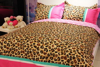 Wild Sweety Cheetah Print Bedding Sets