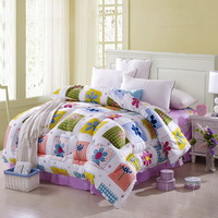 Childhood World Multicolor Comforter Down Alternative Comforter Cheap Comforter Teen Comforter