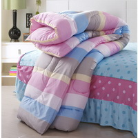 Rainbow Candy Multicolor Comforter Down Alternative Comforter Cheap Comforter Teen Comforter