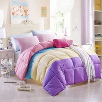 Fall In Love Purple Comforter Teen Comforter Kids Comforter Down Alternative Comforter