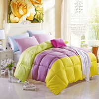 Perfect Encounter Yellow Comforter Teen Comforter Kids Comforter Down Alternative Comforter