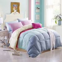 Sky Of Fate Grey Blue Comforter Teen Comforter Kids Comforter Down Alternative Comforter