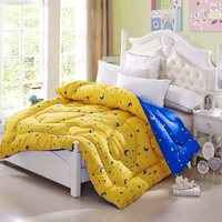 My Love From The Star Yellow Comforter Moons And Stars Comforter Down Alternative Comforter