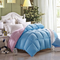 Blue And Pink Comforter Down Alternative Comforter Kids Comforter Teen Comforter
