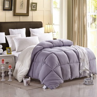Gray And White Comforter Down Alternative Comforter Kids Comforter Teen Comforter
