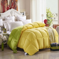Green And Yellow Comforter Down Alternative Comforter Kids Comforter Teen Comforter