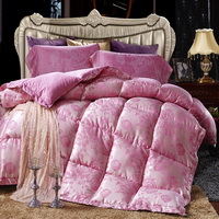 Jill Pink Comforter Luxury Comforter Down Alternative Comforter