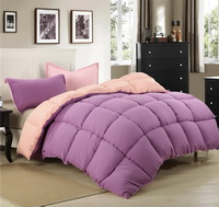 Double Purple Comforter