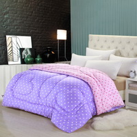 Purple Dream Light Purple Comforter