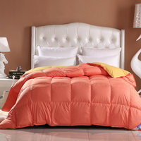 Bread Orange Down Comforter