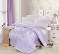 Magic Purple Light Purple Comforter