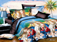 Among The Reeds Duvet Cover Set 3D Bedding