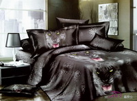 Panther Duvet Cover Set 3D Bedding